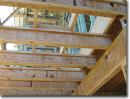 Plywood I Beams