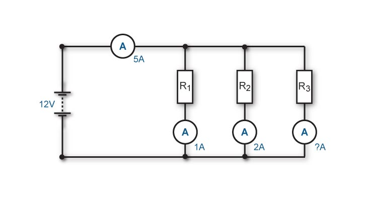Circuit Diagram Parallel | Electrotech Text Alternative