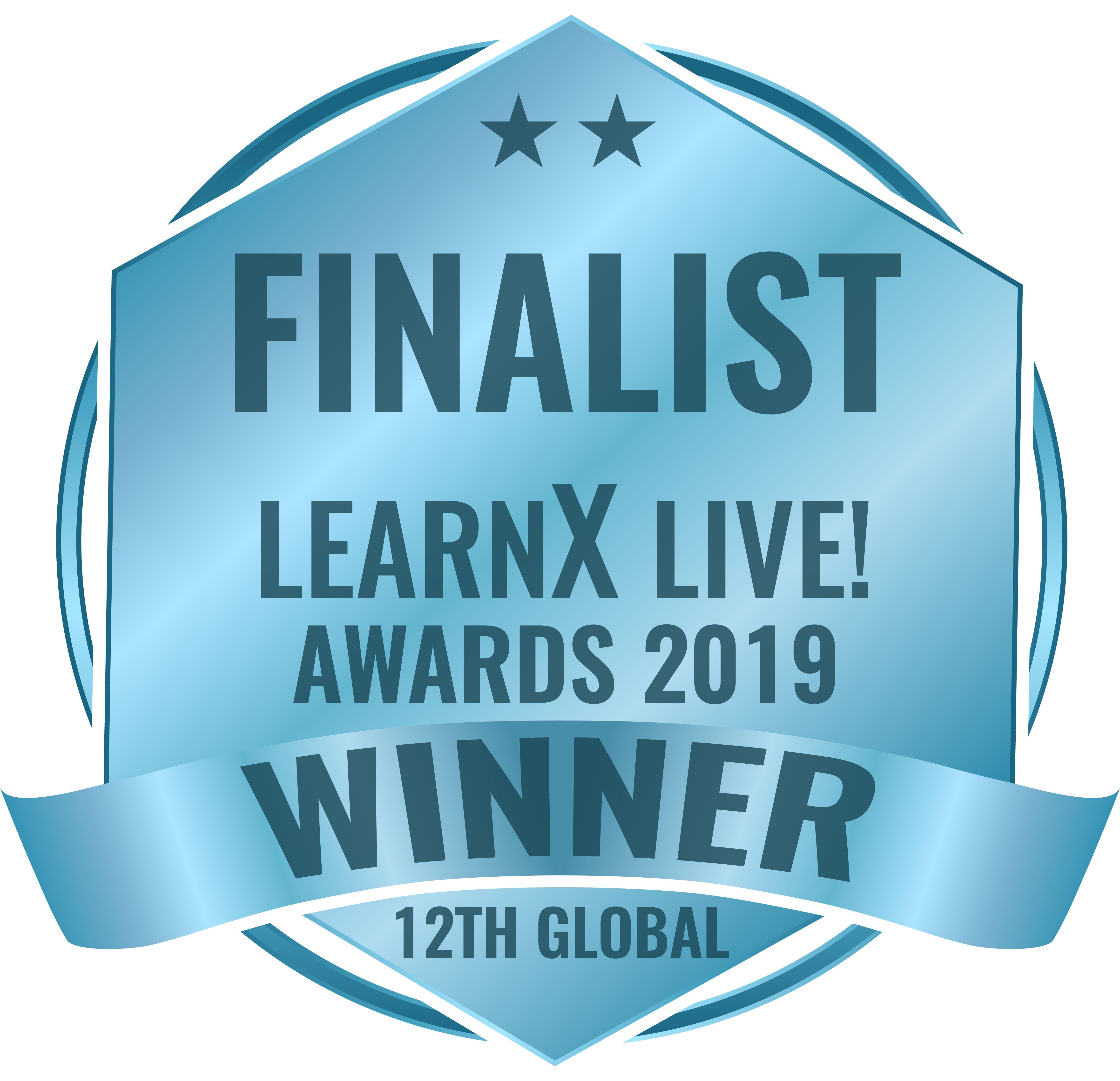 2019 LearnX Finalist